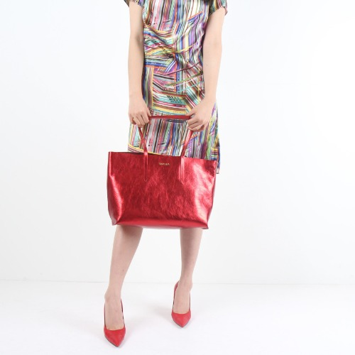 Feather Bag (Red)