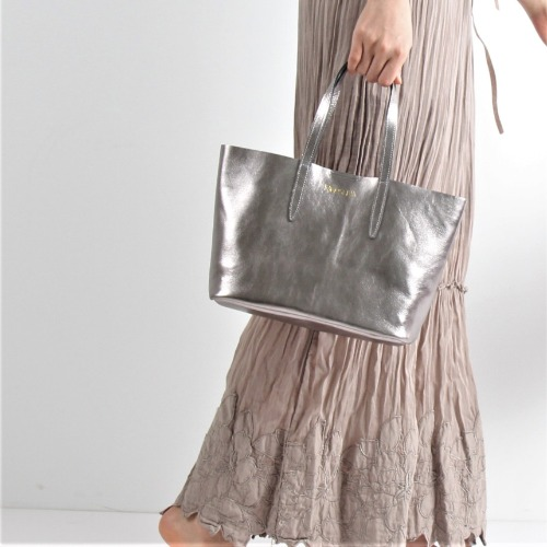 Feather Petit Bag (Pletinum)