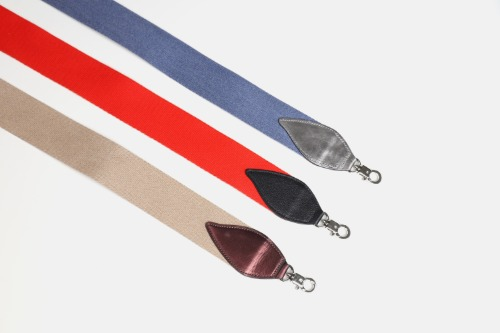 Wide Strap Leave (3colors)
